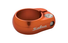 Salsa Lip Lock Sattelklemme orange